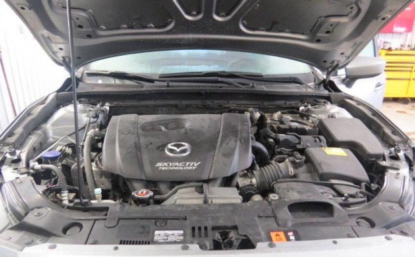 2014 Mazda 3 GS-SKY TOURING ET GARANTIE 7 ANS OU 160000 #2