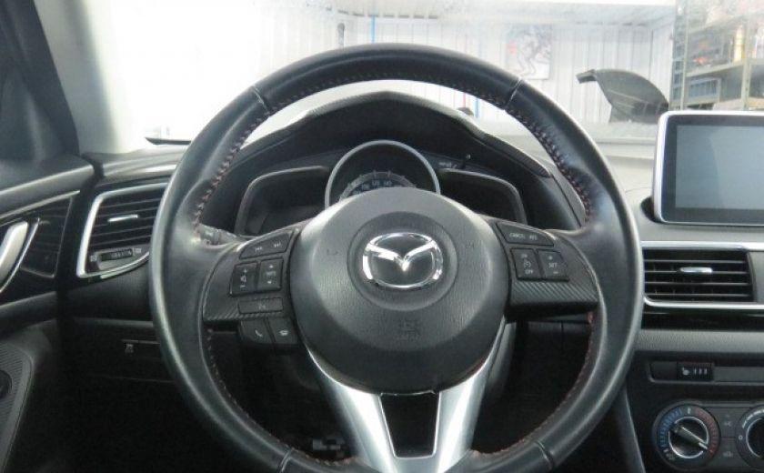 2014 Mazda 3 GS-SKY TOURING ET GARANTIE 7 ANS OU 160000 #11