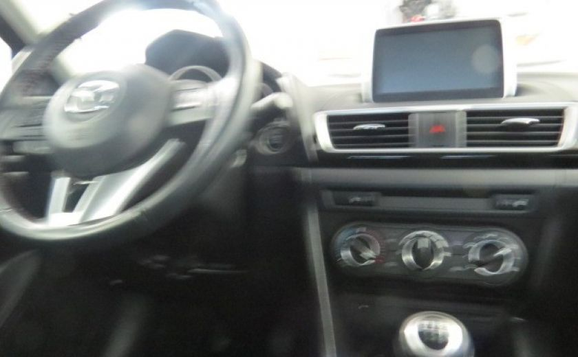 2014 Mazda 3 GS-SKY TOURING ET GARANTIE 7 ANS OU 160000 #16