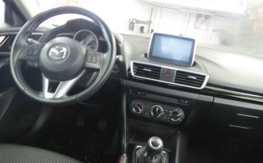 2014 Mazda 3 GS-SKY TOURING ET GARANTIE 7 ANS OU 160000 #17