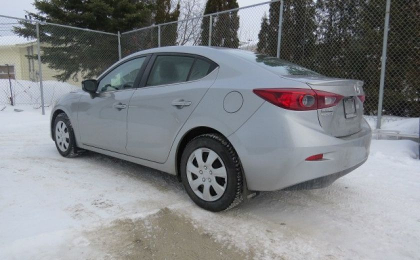 2014 Mazda 3 GS-SKY TOURING ET GARANTIE 7 ANS OU 160000 #22