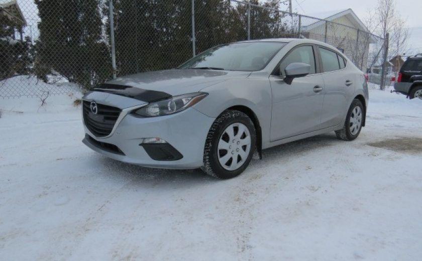 2014 Mazda 3 GS-SKY TOURING ET GARANTIE 7 ANS OU 160000 #1