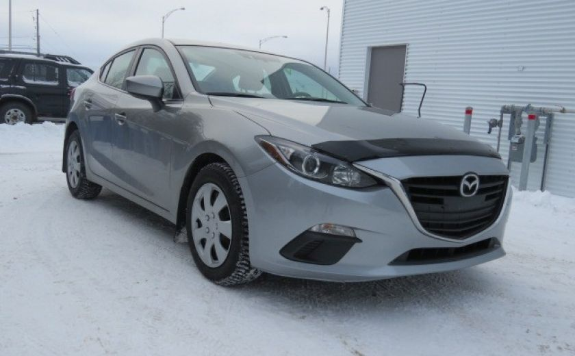 2014 Mazda 3 GS-SKY TOURING ET GARANTIE 7 ANS OU 160000 #26