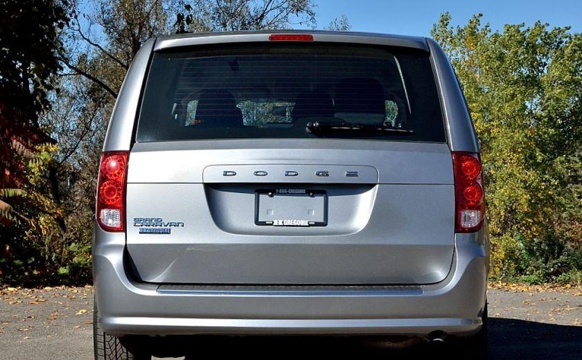 2016 Dodge GR Caravan A/C CRUISE VITRES ET PORTES ÉLECTRIQUE #5