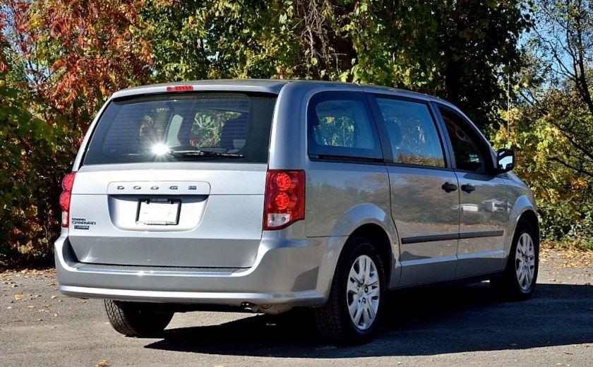 2016 Dodge GR Caravan A/C CRUISE VITRES ET PORTES ÉLECTRIQUE #6