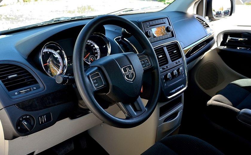 2016 Dodge GR Caravan A/C CRUISE VITRES ET PORTES ÉLECTRIQUE #8
