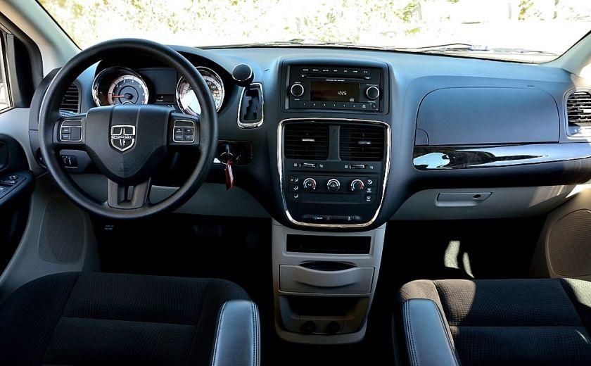 2016 Dodge GR Caravan A/C CRUISE VITRES ET PORTES ÉLECTRIQUE #11