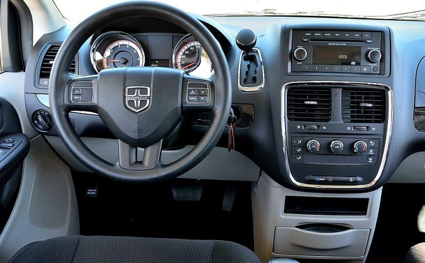 2016 Dodge GR Caravan A/C CRUISE VITRES ET PORTES ÉLECTRIQUE #12