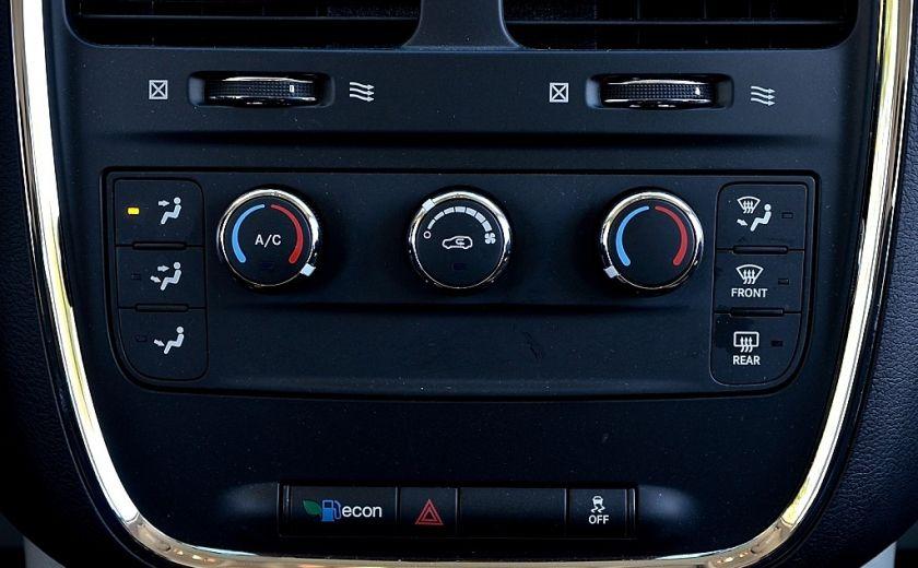 2016 Dodge GR Caravan A/C CRUISE VITRES ET PORTES ÉLECTRIQUE #16