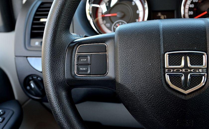 2016 Dodge GR Caravan A/C CRUISE VITRES ET PORTES ÉLECTRIQUE #18