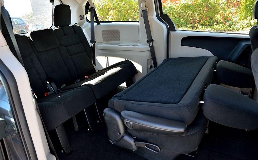 2016 Dodge GR Caravan A/C CRUISE VITRES ET PORTES ÉLECTRIQUE #27