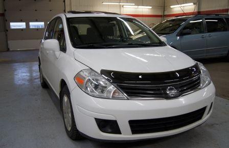 2012 Nissan Versa 1.8 SL Toit ouvrant - Automatique in Brossard