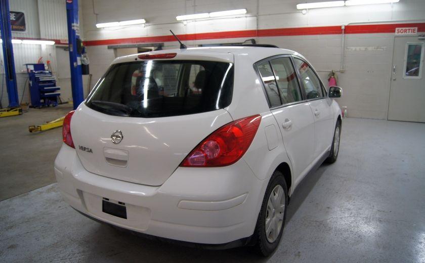 2012 Nissan Versa 1.8 SL Toit ouvrant - Automatique #5