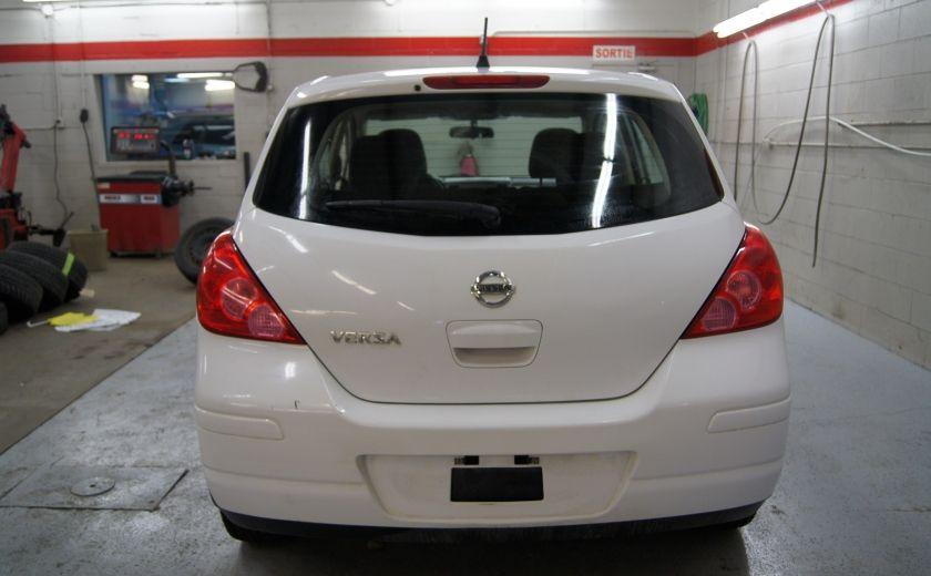 2012 Nissan Versa 1.8 SL Toit ouvrant - Automatique #6