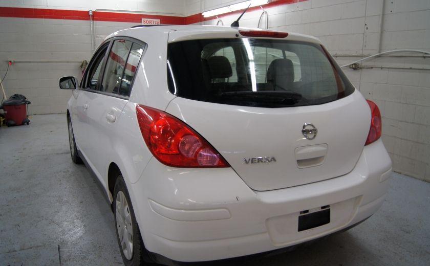 2012 Nissan Versa 1.8 SL Toit ouvrant - Automatique #7
