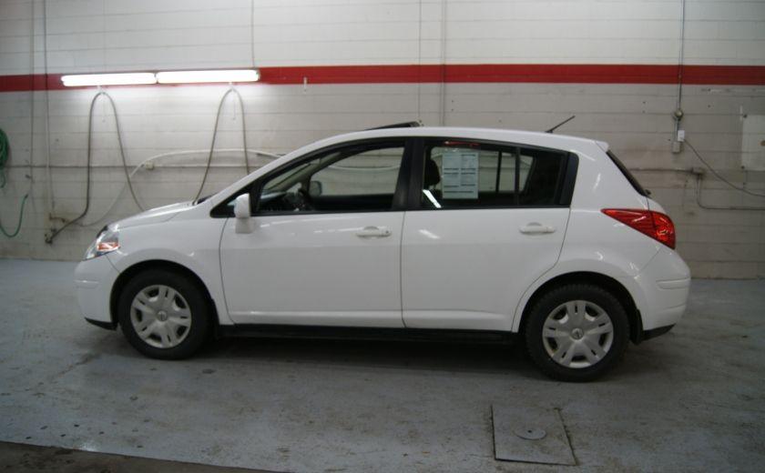 2012 Nissan Versa 1.8 SL Toit ouvrant - Automatique #8