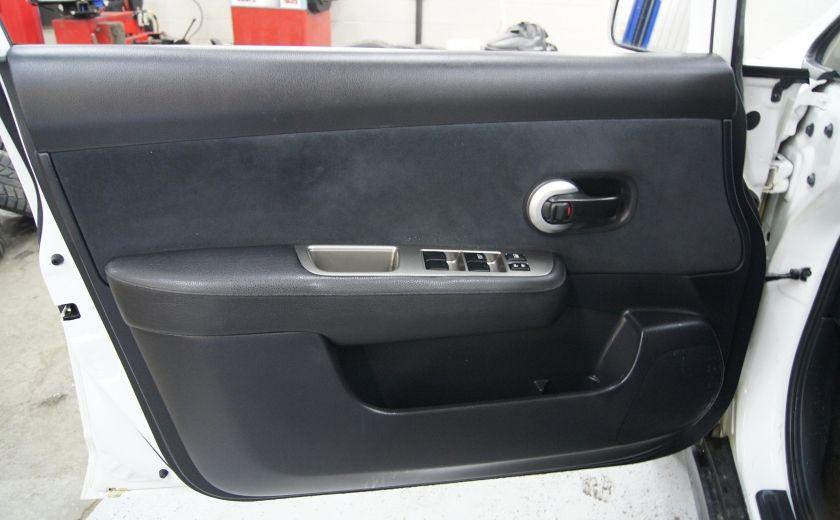 2012 Nissan Versa 1.8 SL Toit ouvrant - Automatique #9