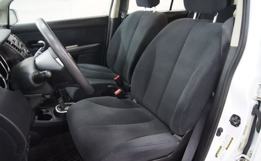 2012 Nissan Versa 1.8 SL Toit ouvrant - Automatique #10