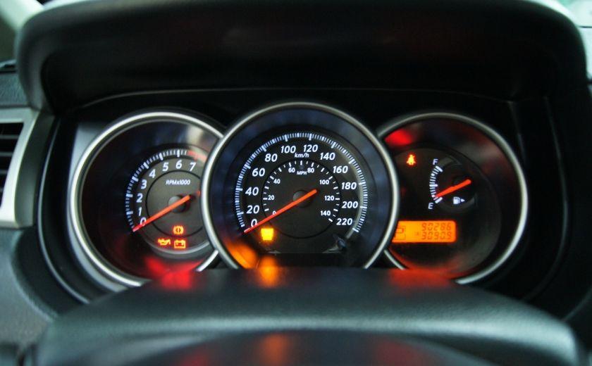 2012 Nissan Versa 1.8 SL Toit ouvrant - Automatique #12