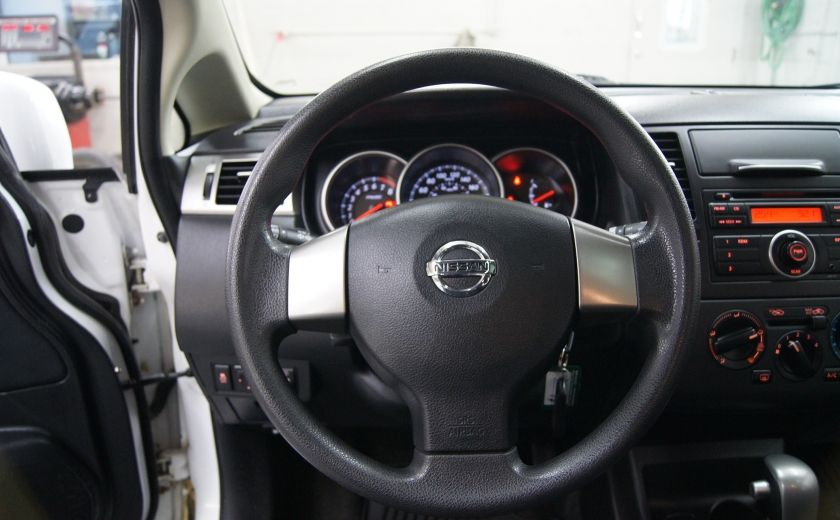 2012 Nissan Versa 1.8 SL Toit ouvrant - Automatique #14