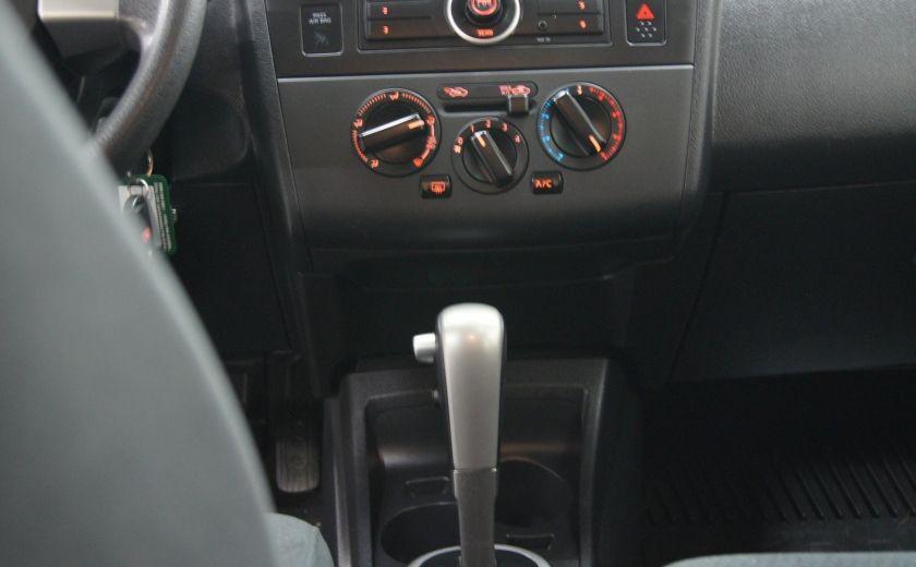 2012 Nissan Versa 1.8 SL Toit ouvrant - Automatique #17