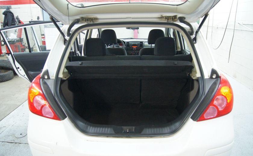 2012 Nissan Versa 1.8 SL Toit ouvrant - Automatique #19