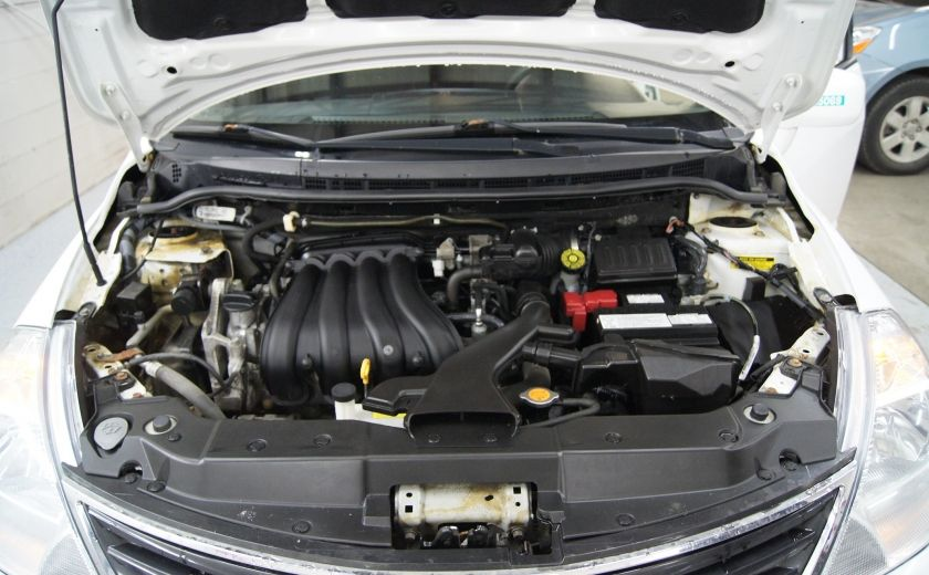 2012 Nissan Versa 1.8 SL Toit ouvrant - Automatique #21
