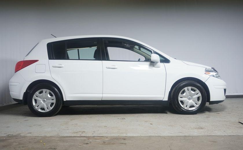 2012 Nissan Versa 1.8 SL Toit ouvrant - Automatique #2