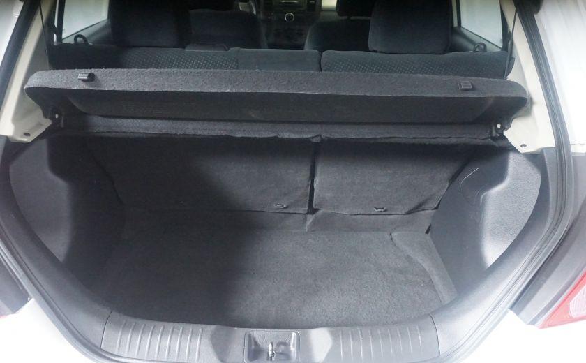 2012 Nissan Versa 1.8 SL Toit ouvrant - Automatique #16
