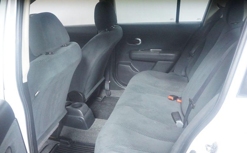 2012 Nissan Versa 1.8 SL Toit ouvrant - Automatique #18