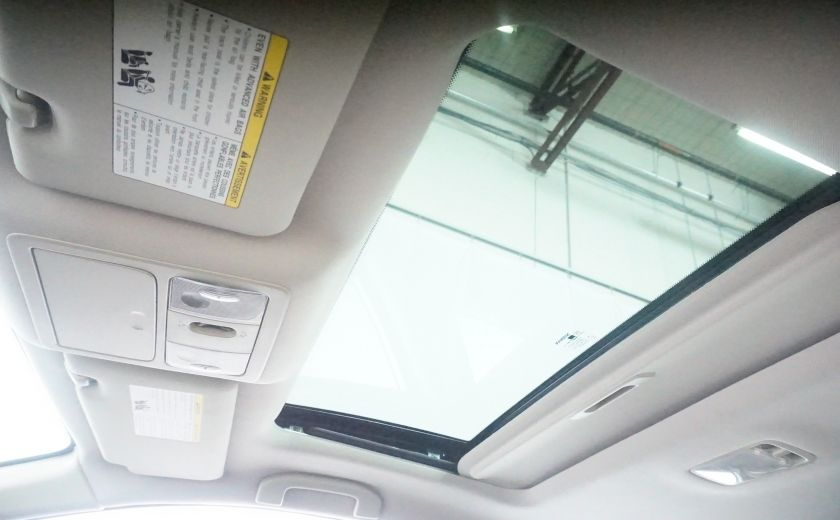2012 Nissan Versa 1.8 SL Toit ouvrant - Automatique #22
