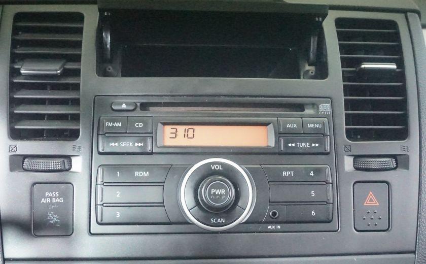 2012 Nissan Versa 1.8 SL Toit ouvrant - Automatique #24
