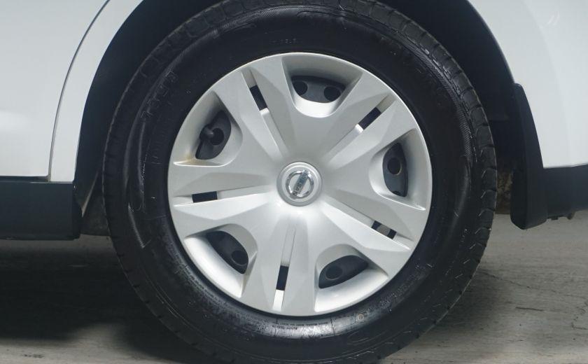 2012 Nissan Versa 1.8 SL Toit ouvrant - Automatique #27