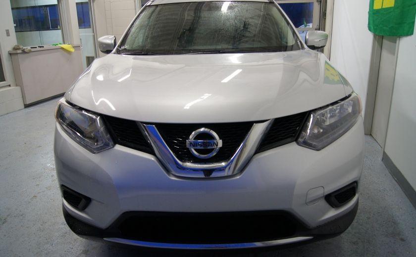 2015 Nissan Rogue S 4X4 #2