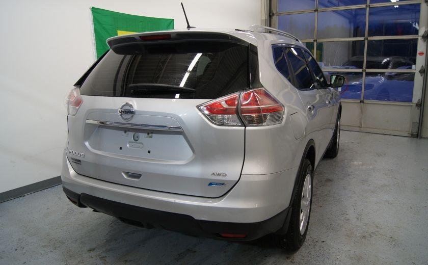 2015 Nissan Rogue S 4X4 #5