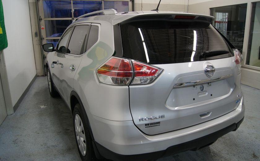 2015 Nissan Rogue S 4X4 #8