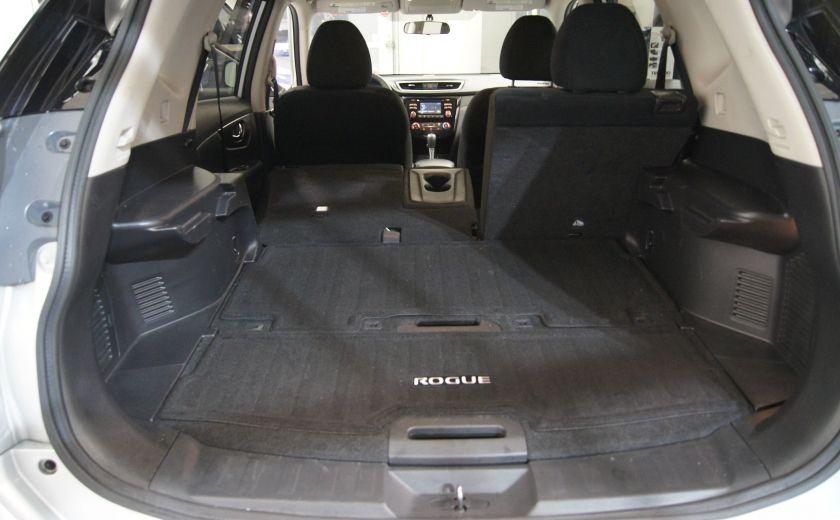 2015 Nissan Rogue S 4X4 #26