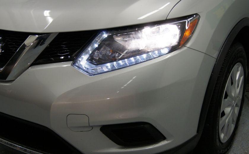2015 Nissan Rogue S 4X4 #29