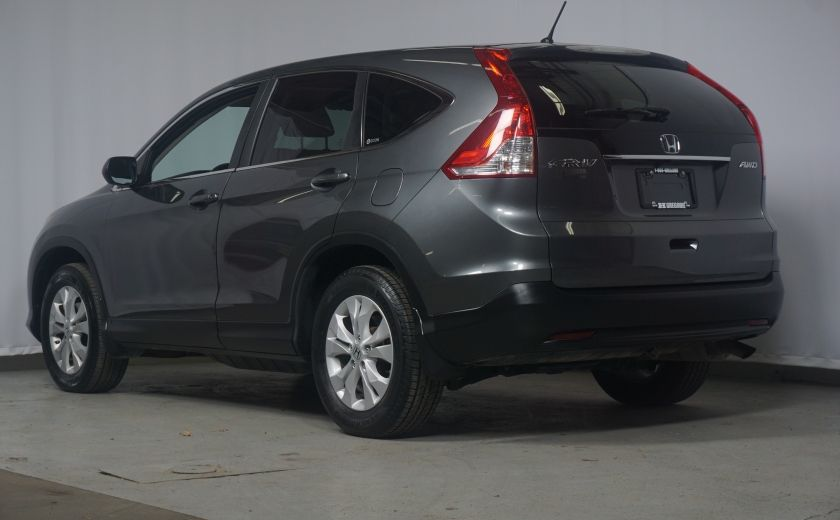 2012 Honda CRV EX #3
