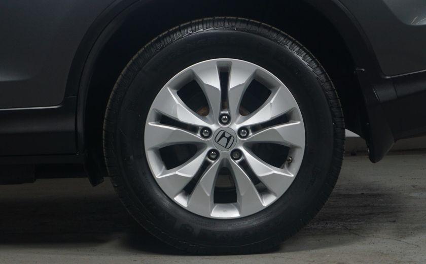 2012 Honda CRV EX #22