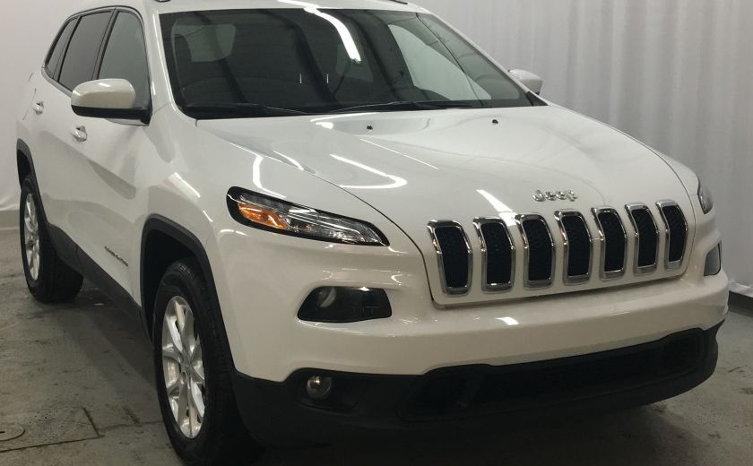 2016 Jeep Cherokee North 4X4 #31