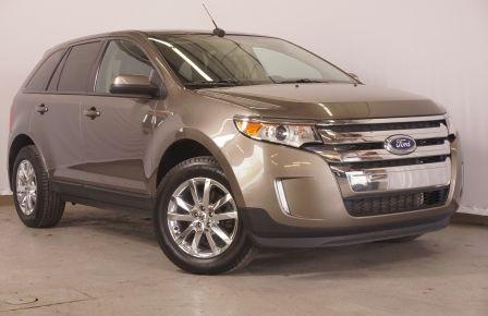 2013 Ford EDGE SEL NAV TOIT CUIR ROUE ET PNEUS HIVER INCLUS à Drummondville