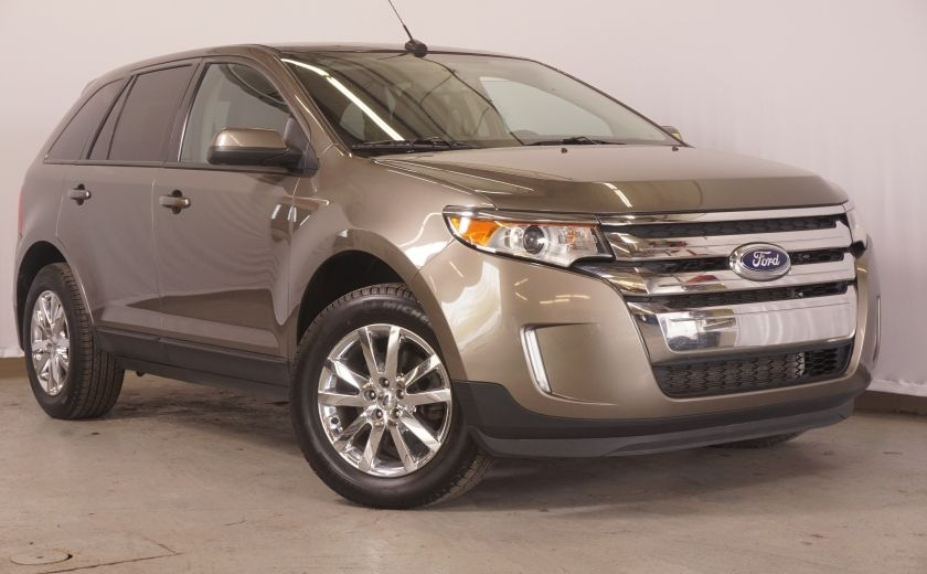 2013 Ford EDGE SEL NAV TOIT CUIR ROUE ET PNEUS HIVER INCLUS #0