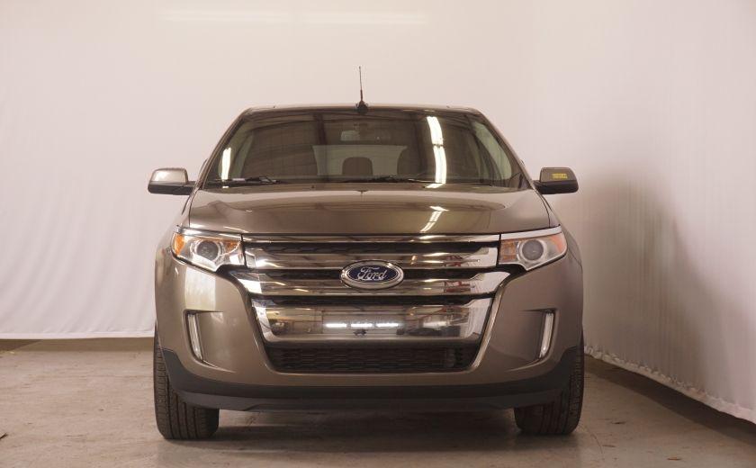 2013 Ford EDGE SEL NAV TOIT CUIR ROUE ET PNEUS HIVER INCLUS #1