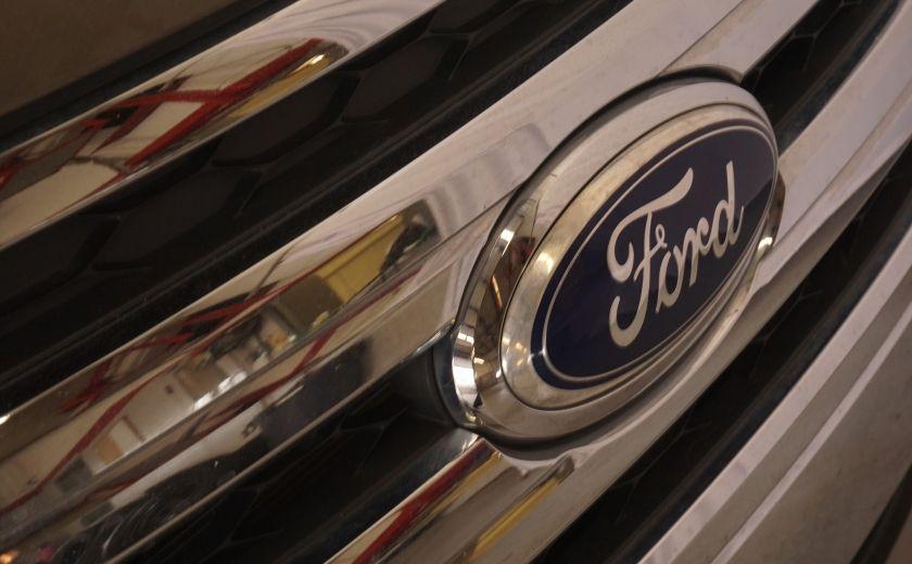 2013 Ford EDGE SEL NAV TOIT CUIR ROUE ET PNEUS HIVER INCLUS #3