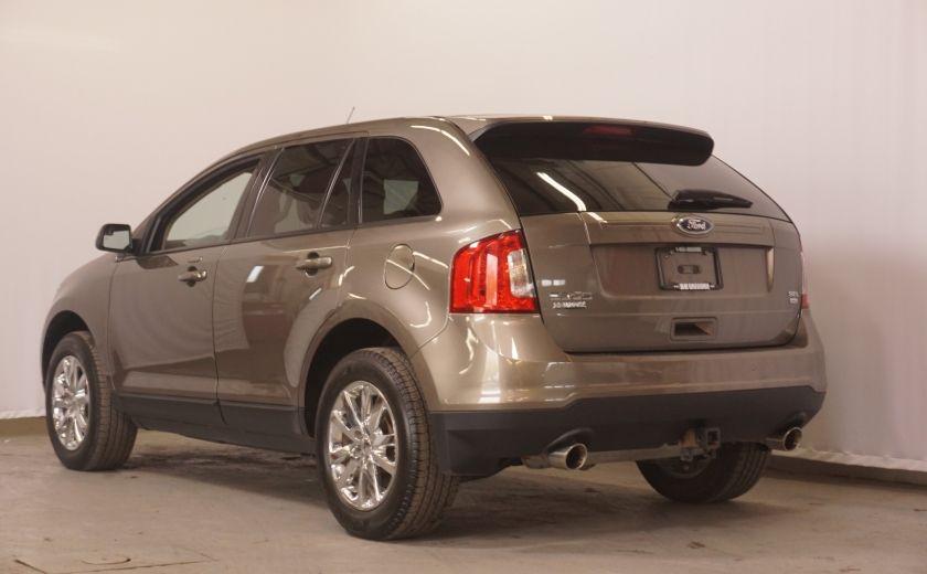 2013 Ford EDGE SEL NAV TOIT CUIR ROUE ET PNEUS HIVER INCLUS #7