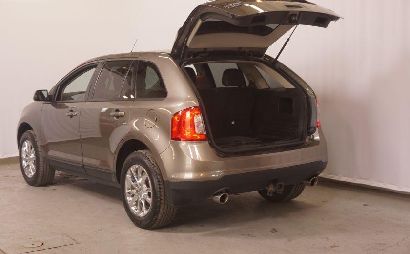 2013 Ford EDGE SEL NAV TOIT CUIR ROUE ET PNEUS HIVER INCLUS #12
