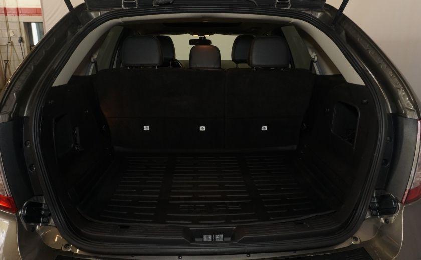 2013 Ford EDGE SEL NAV TOIT CUIR ROUE ET PNEUS HIVER INCLUS #13