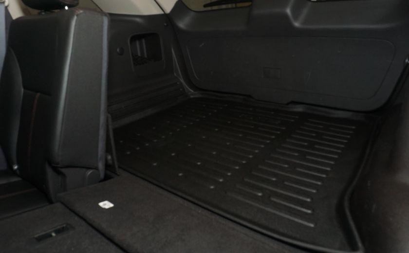 2013 Ford EDGE SEL NAV TOIT CUIR ROUE ET PNEUS HIVER INCLUS #17
