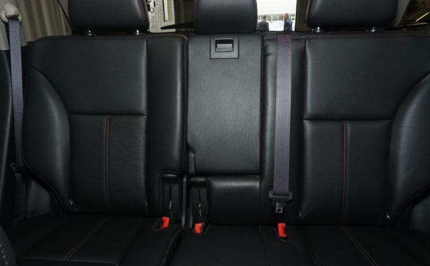 2013 Ford EDGE SEL NAV TOIT CUIR ROUE ET PNEUS HIVER INCLUS #25